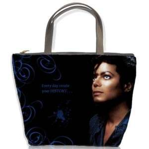 New Michael Jackson Hot Bucket Bag Handbags Gift Rare
