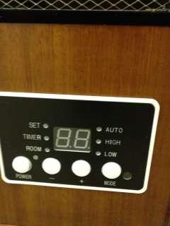 1500W Dual System Portable Quartz Infrared Heater
