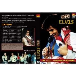 Elvis Presley   Live In Concert 1975 DVD Elvis Presley