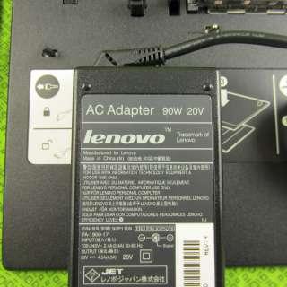 Lenovo ThinkPad T410 2518 F4U Windows 7 Pro 64 Dock Expansion Battery