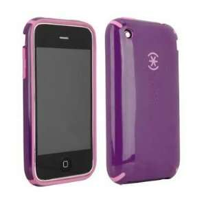 Speck Candy Shell Purple Pink Hard Protective Cover Case