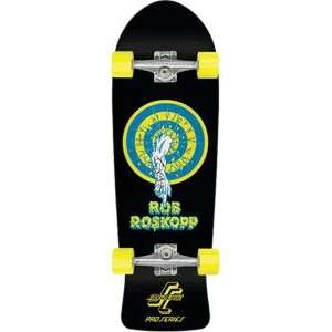 Santa Cruz Roskopp Target Reissue Complete Skateboard