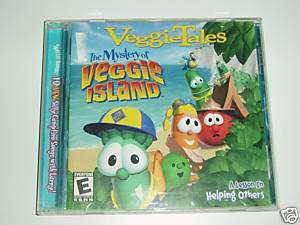 VeggieTales: The Mystery of Veggie Island 2019 pc game Img-3