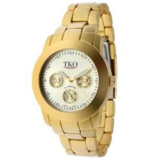 TKO ORLOGI Womens TK568 G Aluminum Gold Watch   designer shoes