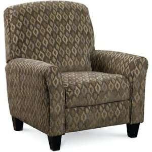 Lane Brooke Lo Leg Recliner in Batu Ash: Furniture & Decor