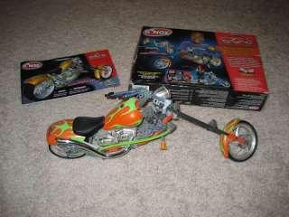 OCC Chopper Knex Orange Couny Model Moorcycle Bike Paul Jr Designs