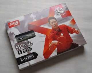 Ping Pong Table Tennis Racket Paddle Bat DHS 5002 NEW