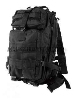 Military Level III Medium Transport MOLLE Assault Pack Bag Backpack