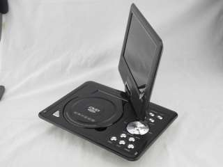 inch Portable DVD CD TV MP3 MP4 USB GAME SD Player