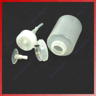 PUMP Dispenser Nail Art Tip Cleaner Bottle Makeup L+S