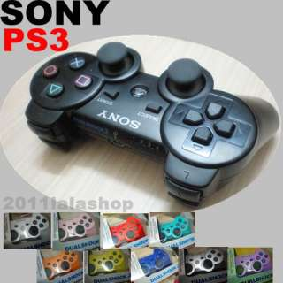 SONY PS3 Six Axis Dual Shock3 Modified Wireless Bluetooth Controller
