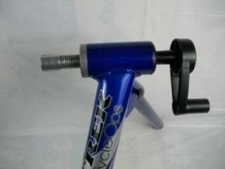 Mag Cycle Trainer Roller Stationary Indoor Bicycle Bike Trainer