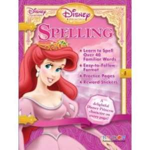 339141 Disney Princess Spelling Workbooks  Case of 48 Toys & Games