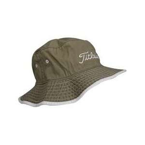 Titleist Bucket Hat   Khaki   Small/Medium: Sports & Outdoors