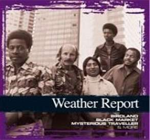 WEATHER REPORT   COLLECTIONS   CD   NEW