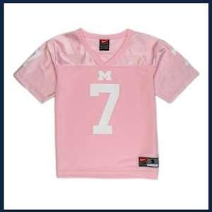 Michigan Girls Offical Replica Football #7 Jersey